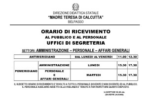 ORARIO RICEVIMENTO 2016_Pagina_1